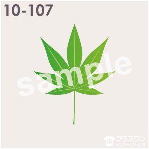 紅葉(もみじ)の葉のイラスト素材
