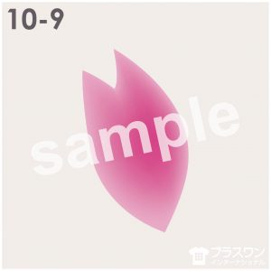 桜の花びらのイラスト素材